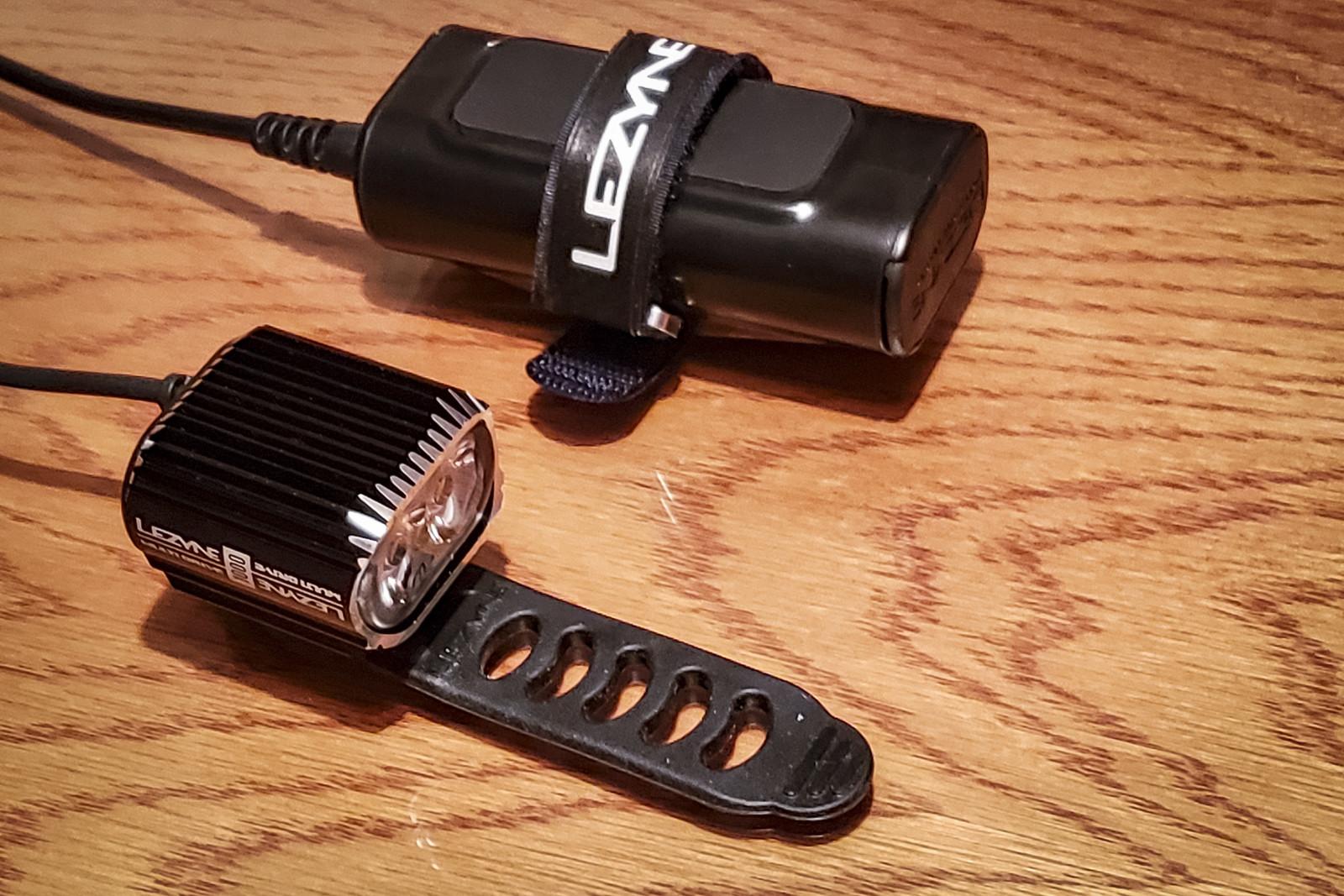 Lezyne Multi Drive 1000 Light and Classic Tubeless Kit
