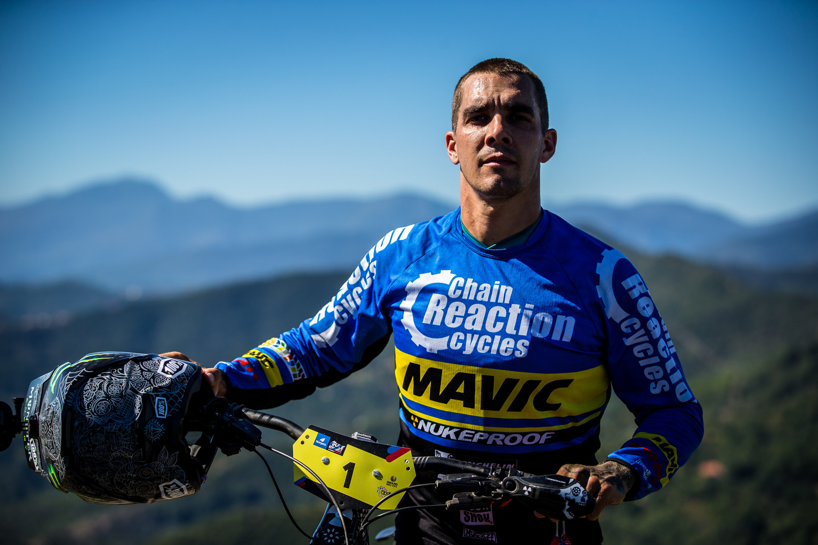 Could Sam Hill Still Win at Downhill?