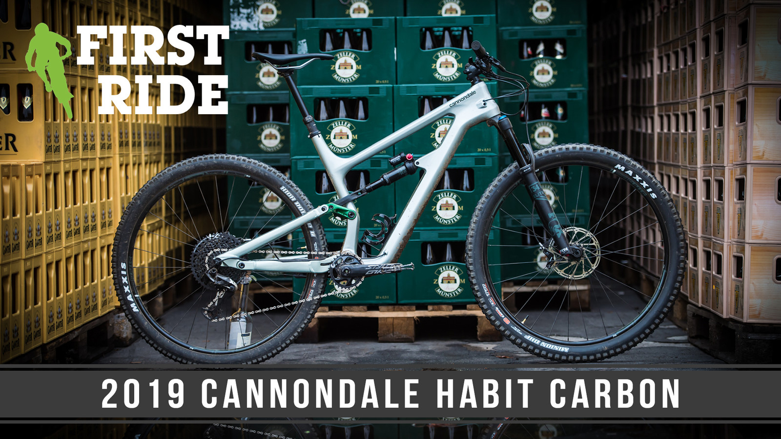 Vital Rides the All-New Cannondale Habit