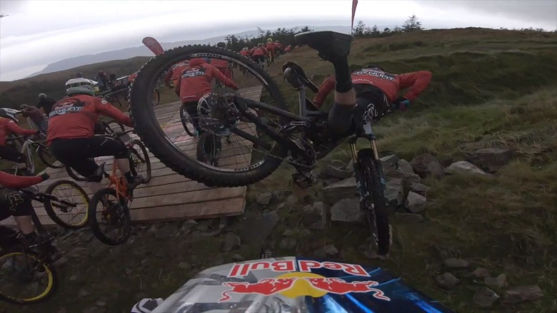 Carnage and Chaos - Red Bull Foxhunt 2018