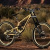 Kyle Strait's Commencal Furious for Rampage