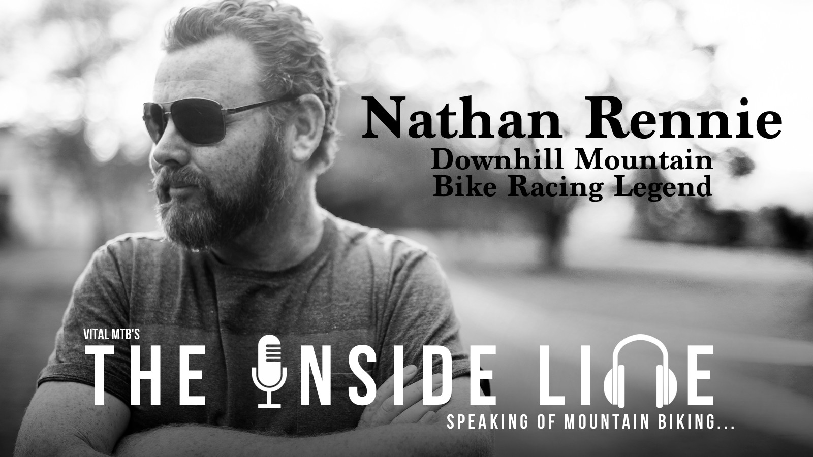 NATHAN RENNIE - The Inside Line Podcast