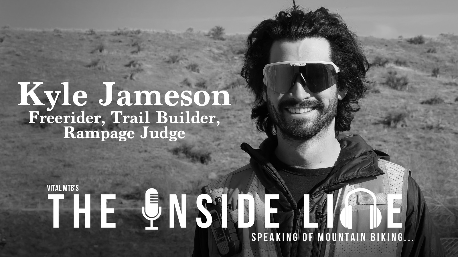 Rampage Judge, Digger, Freerider - Kyle Jameson on The Inside Line