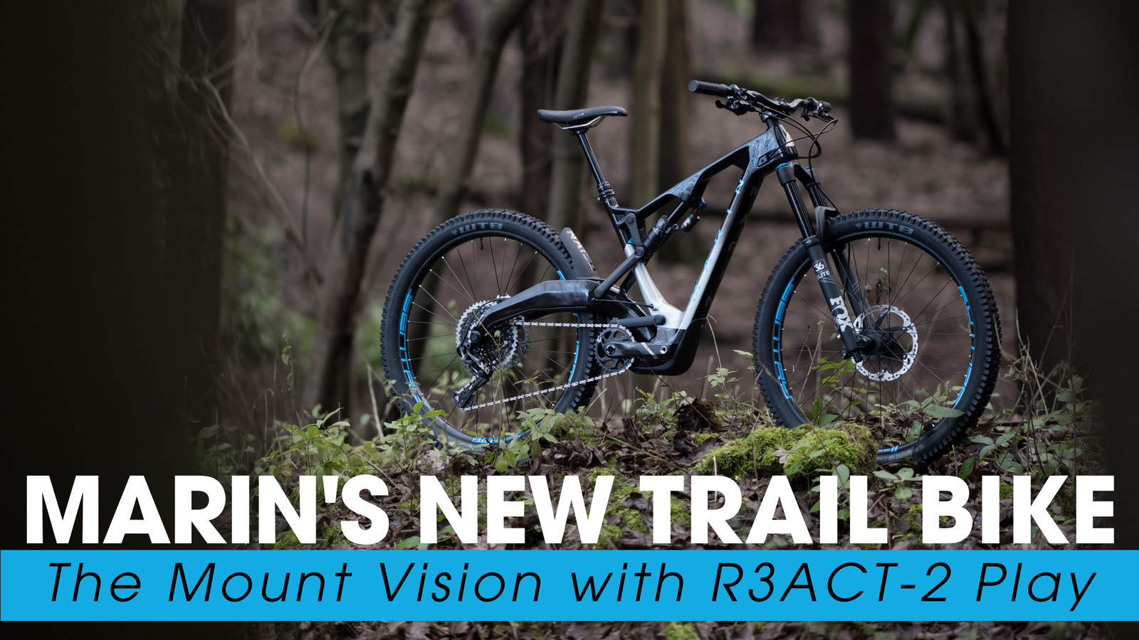 Riding Marin's Completely Redesigned Mount Vision Trail Bike