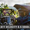 Vital Rides Leatt's All-New Velocity 6.5 Goggle