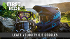 Vital Rides Leatt's All-New Velocity 6.5 Goggle