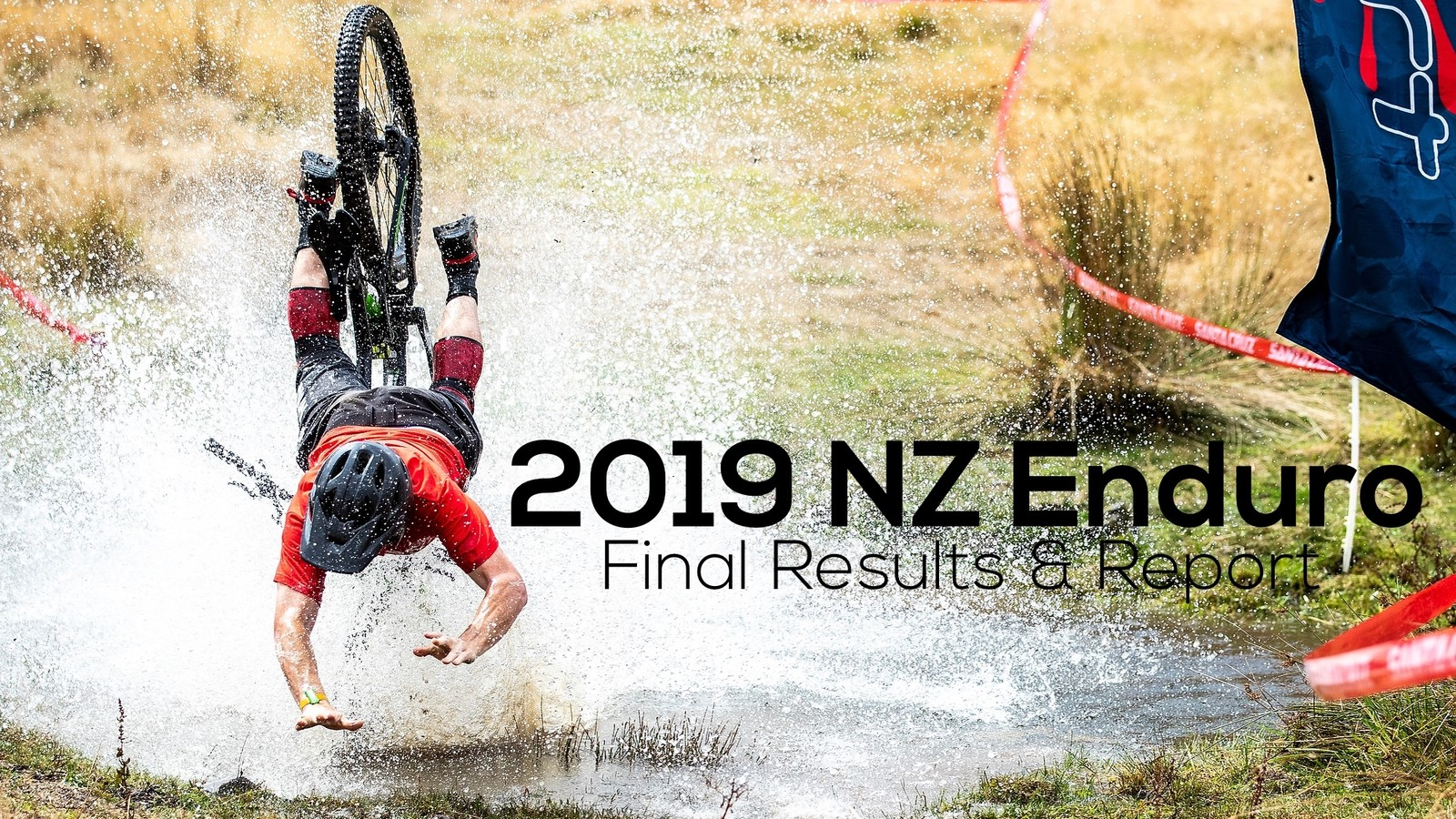 Complete NZ Enduro Results and Race Report