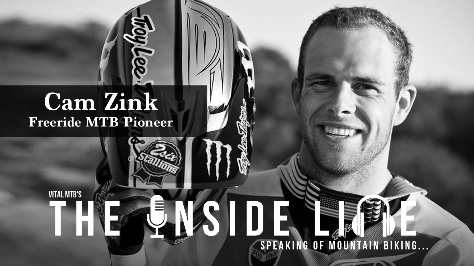 CAM ZINK - The Inside Line Podcast