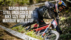 Aaron Gwin Still Undecided on Bike Size for the Maribor World Cup