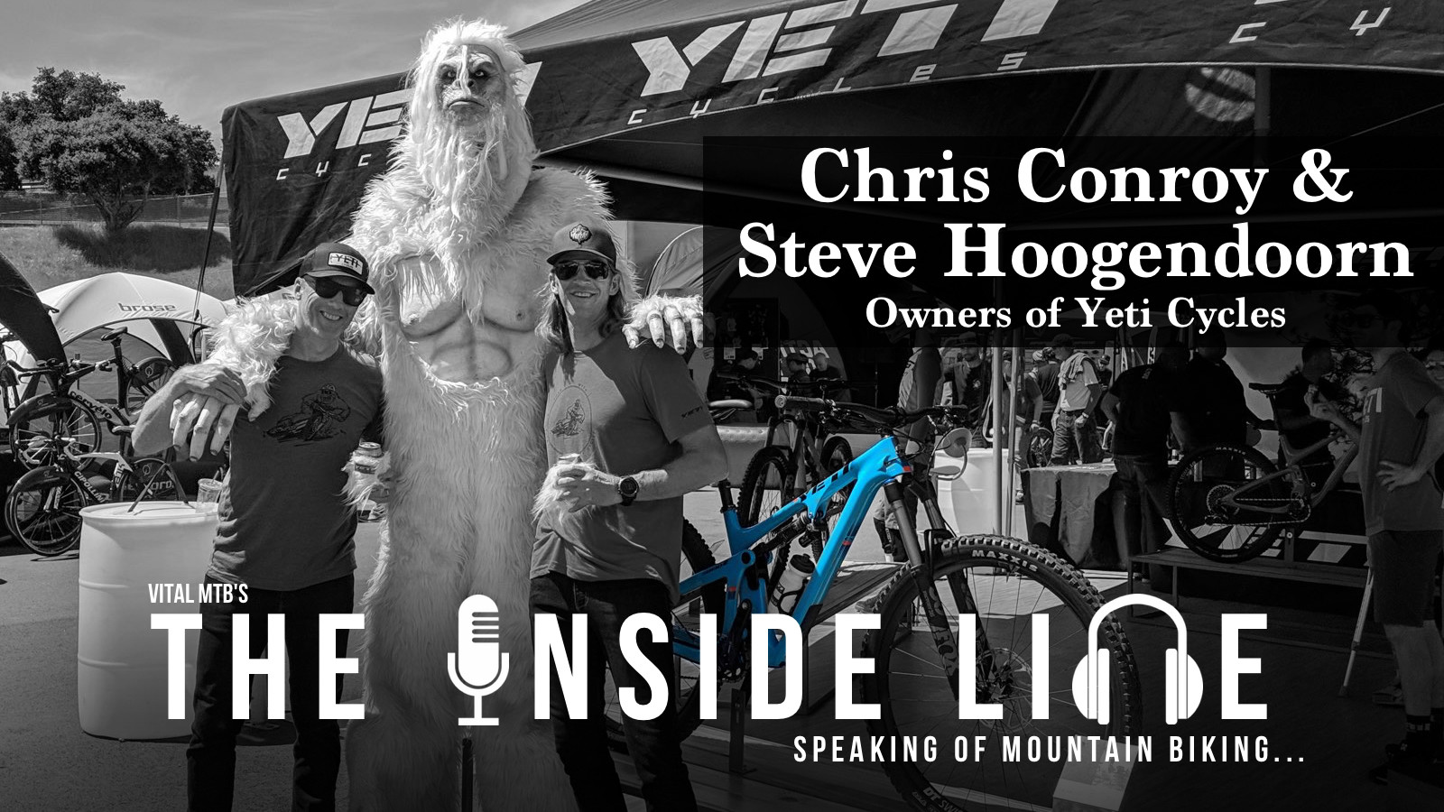 Yeti Cycles Owners, Chris Conroy and Steve Hoogendoorn - The Inside Line