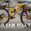 So Here Is Sam Hill's 29er Enduro Race Bike...