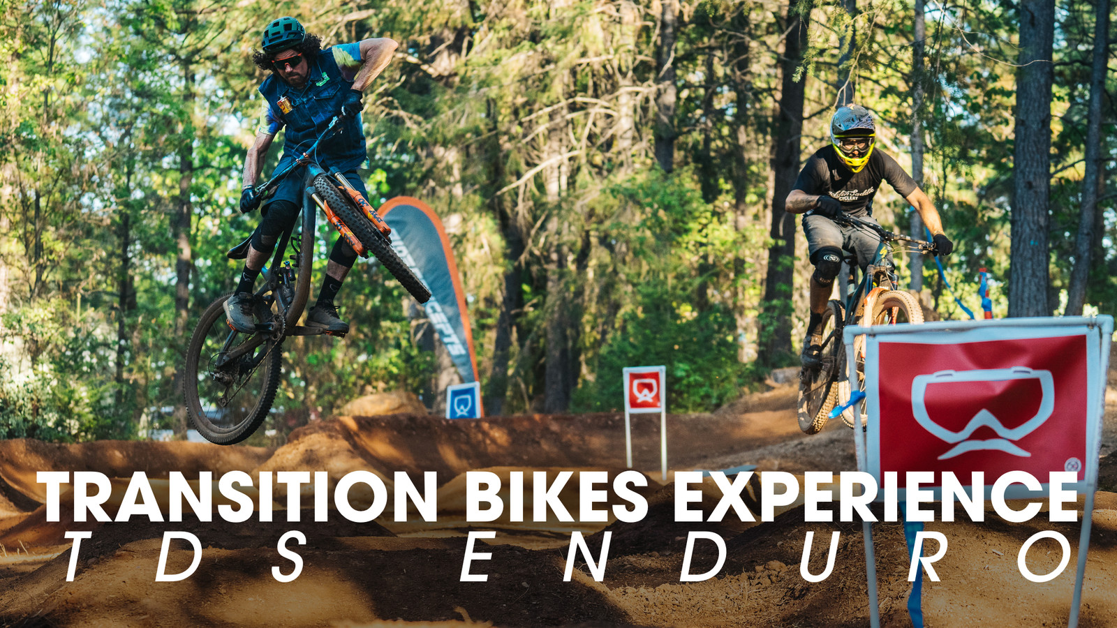 Transition Bikes Experience at The Dirty Sanchez Enduro