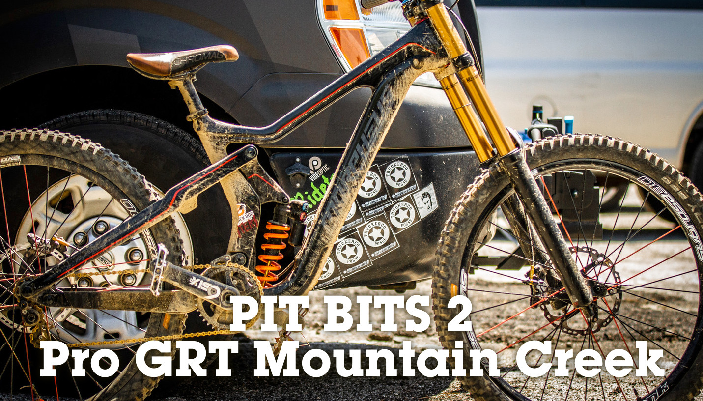 PIT BITS PART 2 - Spring National, Mountain Creek Pro GRT