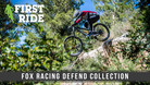 First Ride: Fox Racing Defend Collection