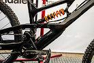 Cannondale's Prototype Split-Shock DH Bike (Sort of) Explained