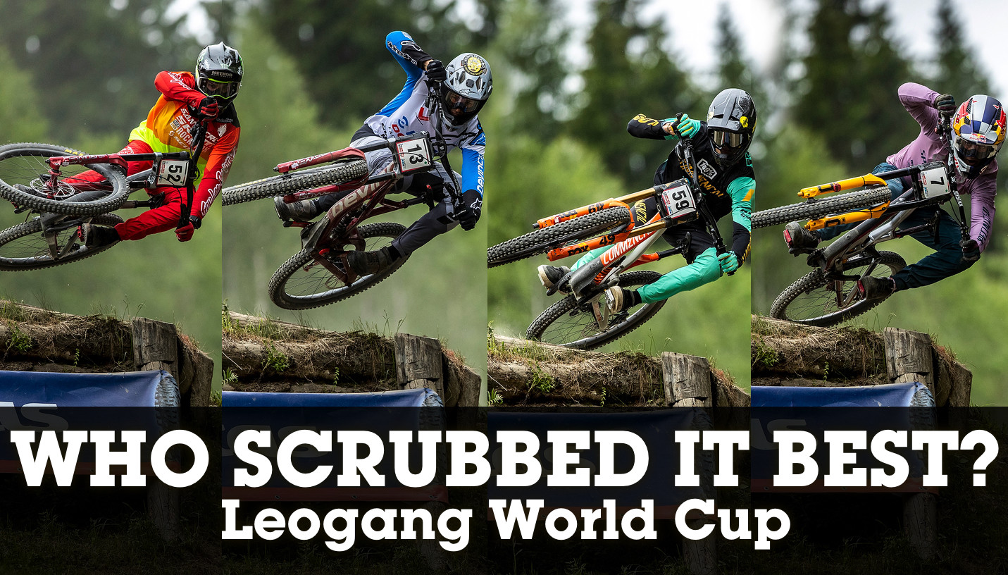 Who Scrubbed It Best? Leogang World Cup Poll