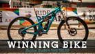 WINNING BIKE - Richie Rude's Yeti SB150