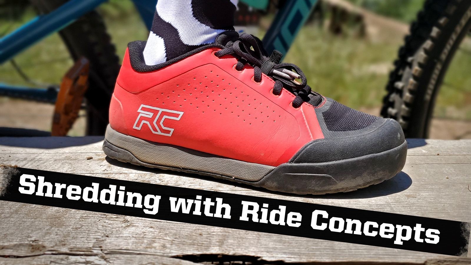 Ride Concepts Launches New Powerline Flat Pedal Mountain Bike Shoe