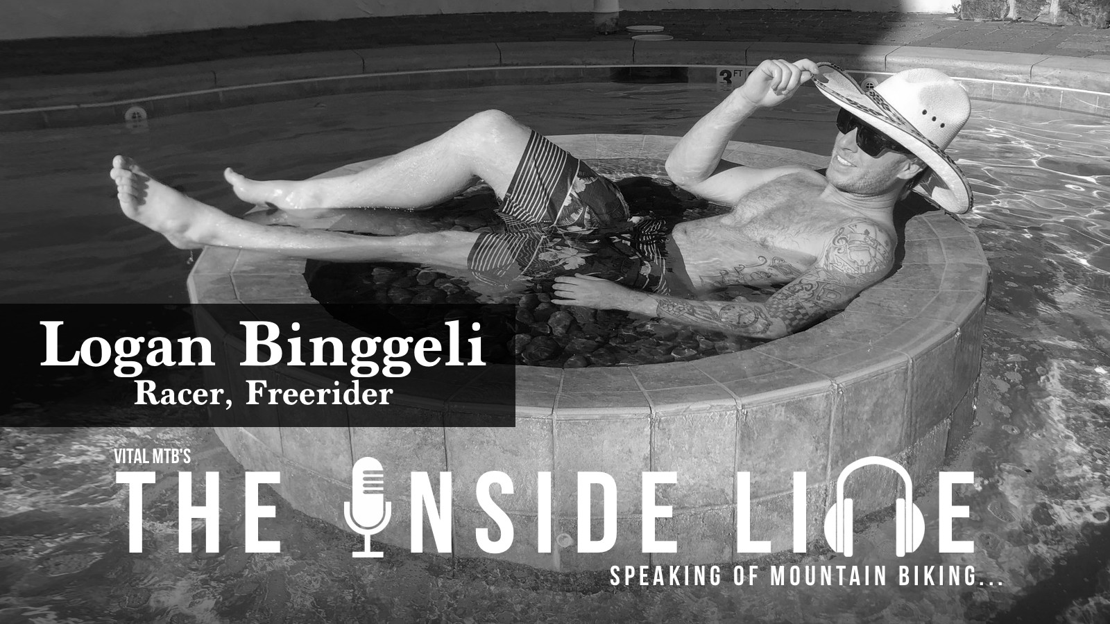 Logan Binggeli - The Inside Line Podcast
