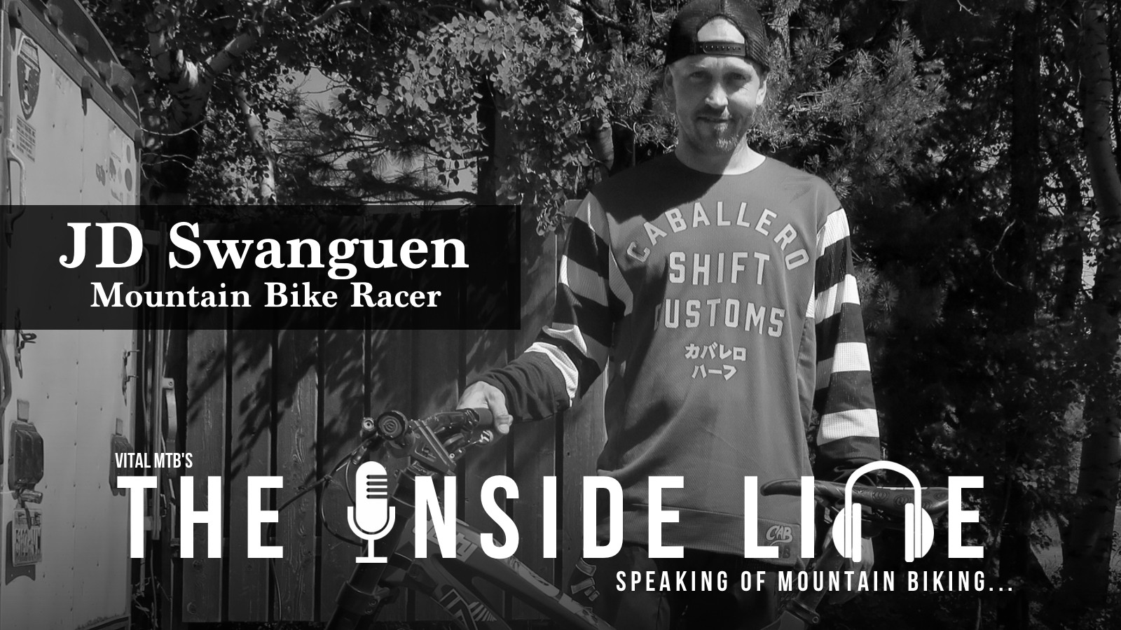 JD Swanguen - The Inside Line Podcast