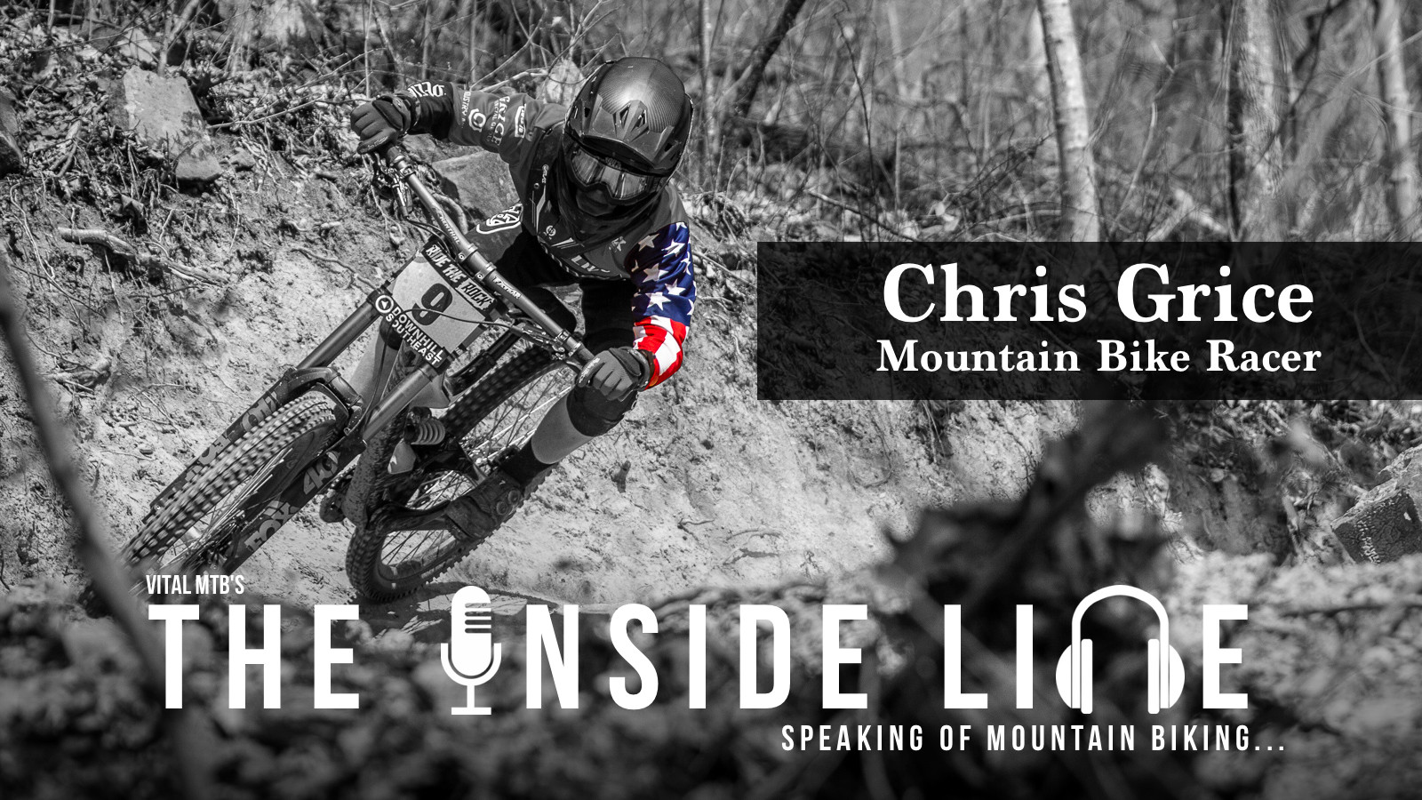 16-year-old DH Racer, Chris Grice - The Inside Line Podcast