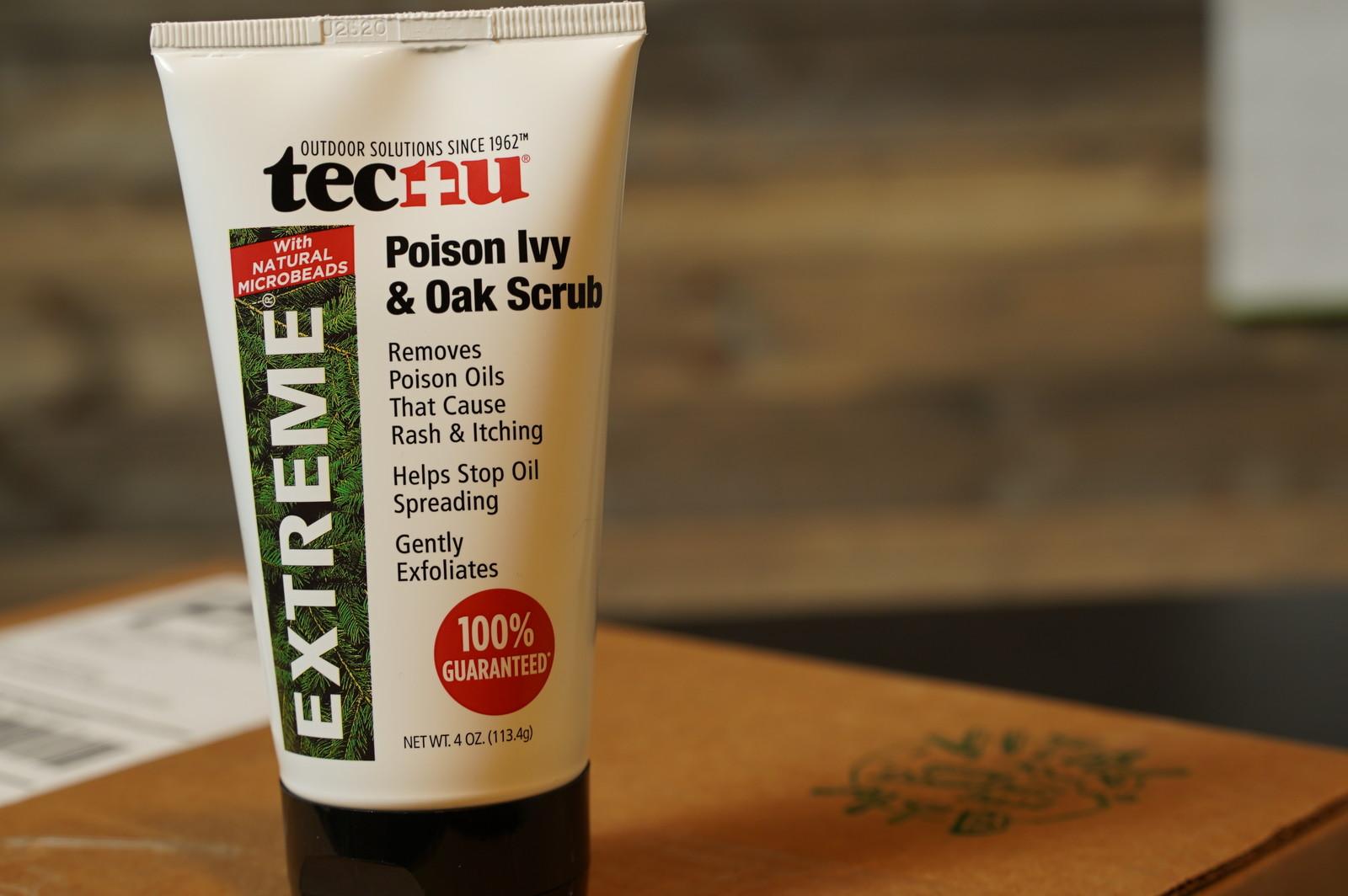 Be Ready: Tecnu Keeps the Itch Away