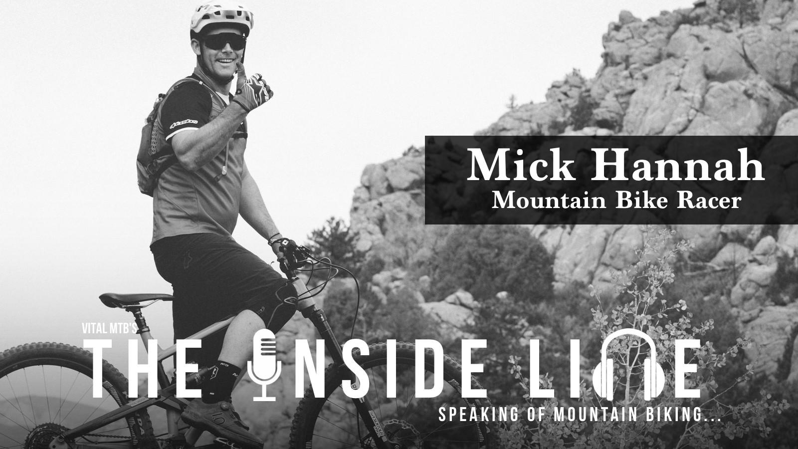 Mick Hannah - The Inside Line Podcast