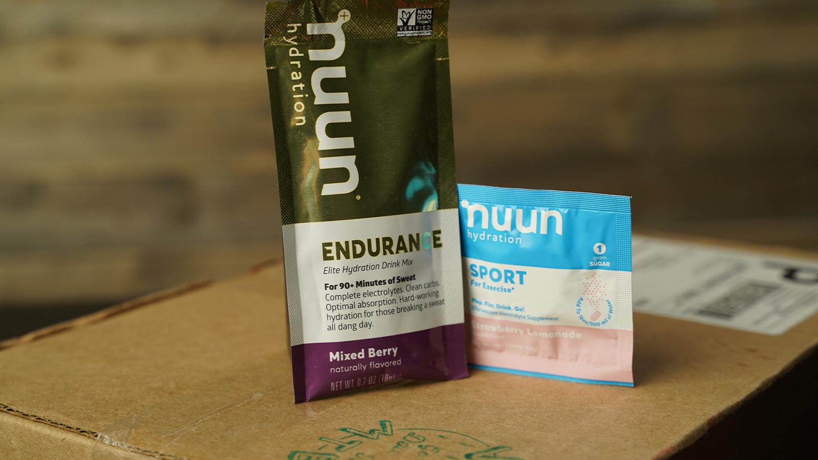 Nuun Hydration Keeps You Riding