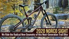 2020 Norco Sight - We Ride the Radical New Geometry of this Next-Generation Trail Bike
