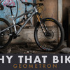 Why That Bike? | Geometron