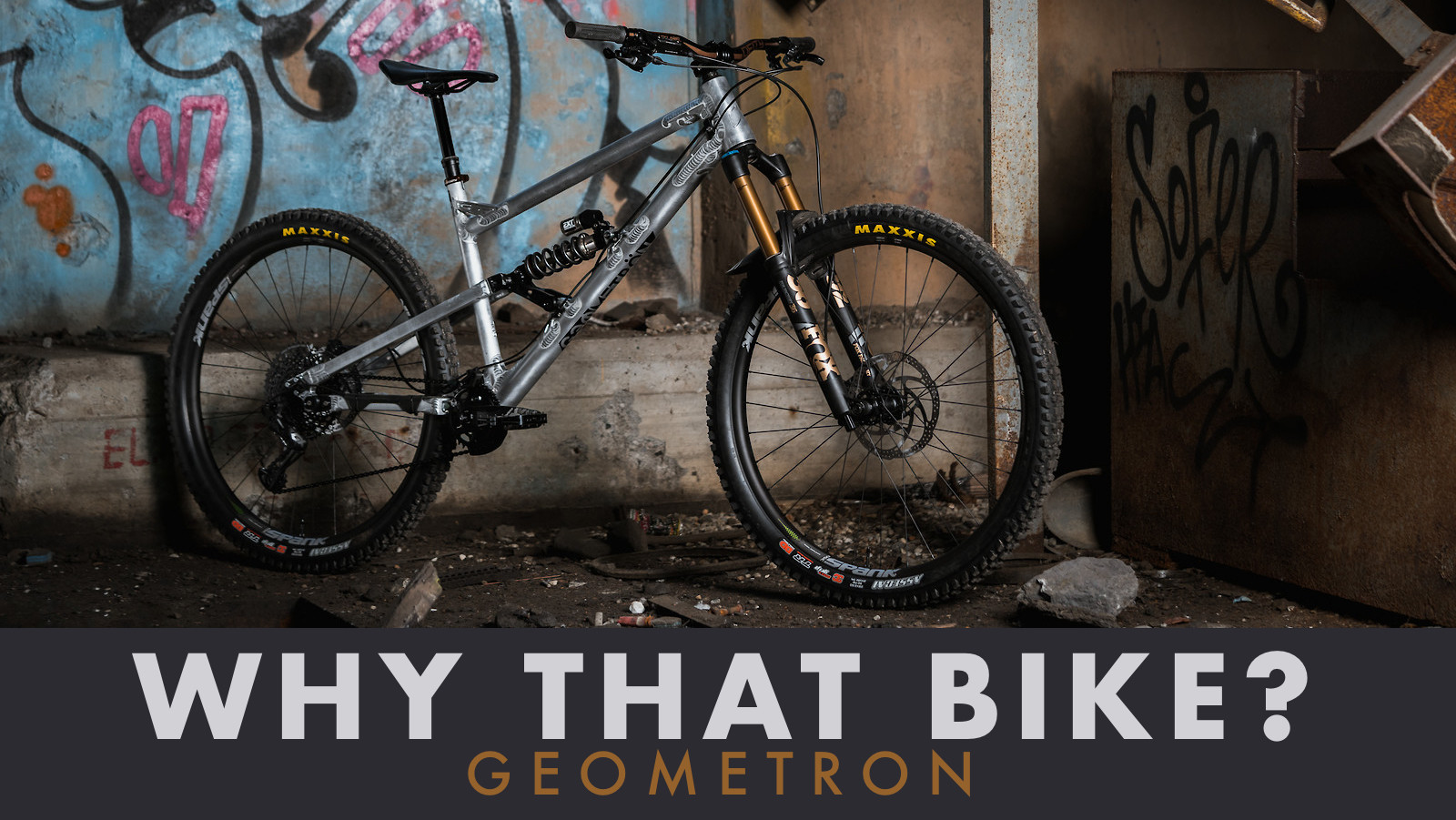 Why That Bike? | Geometron