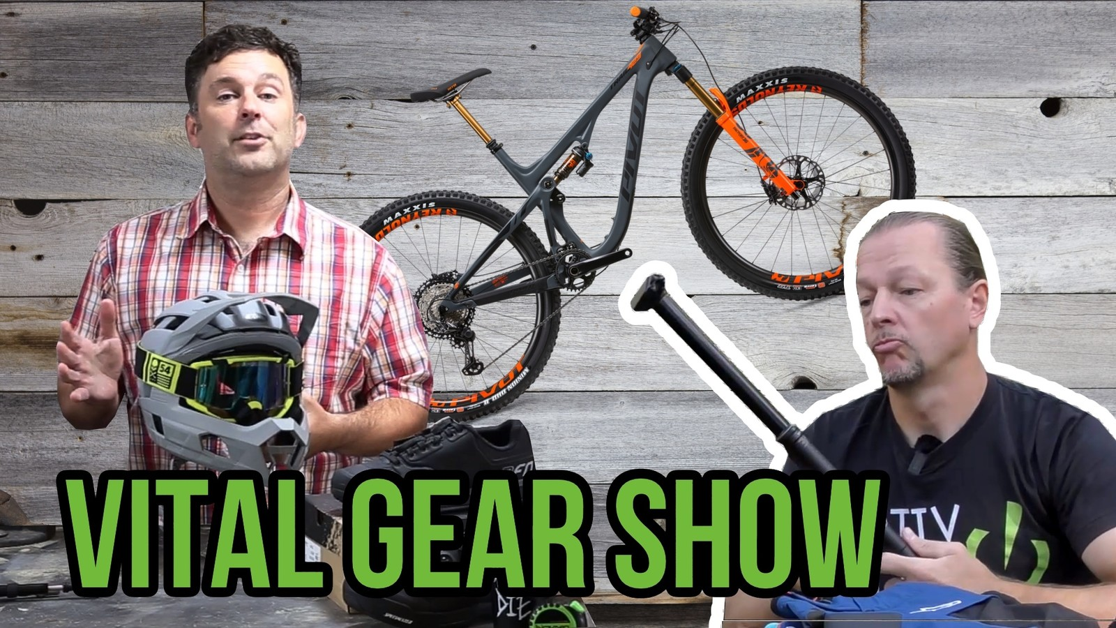 WHAT THE HECK IS AN UNDERBIKE? Vital Gear Show