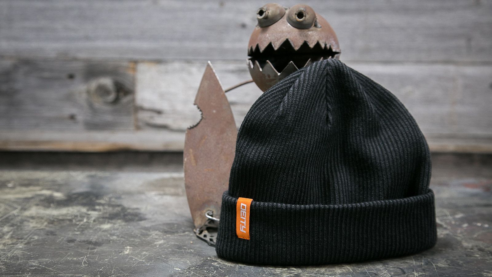 The Cure for Winter's Bite: Deity Prowler Beanie