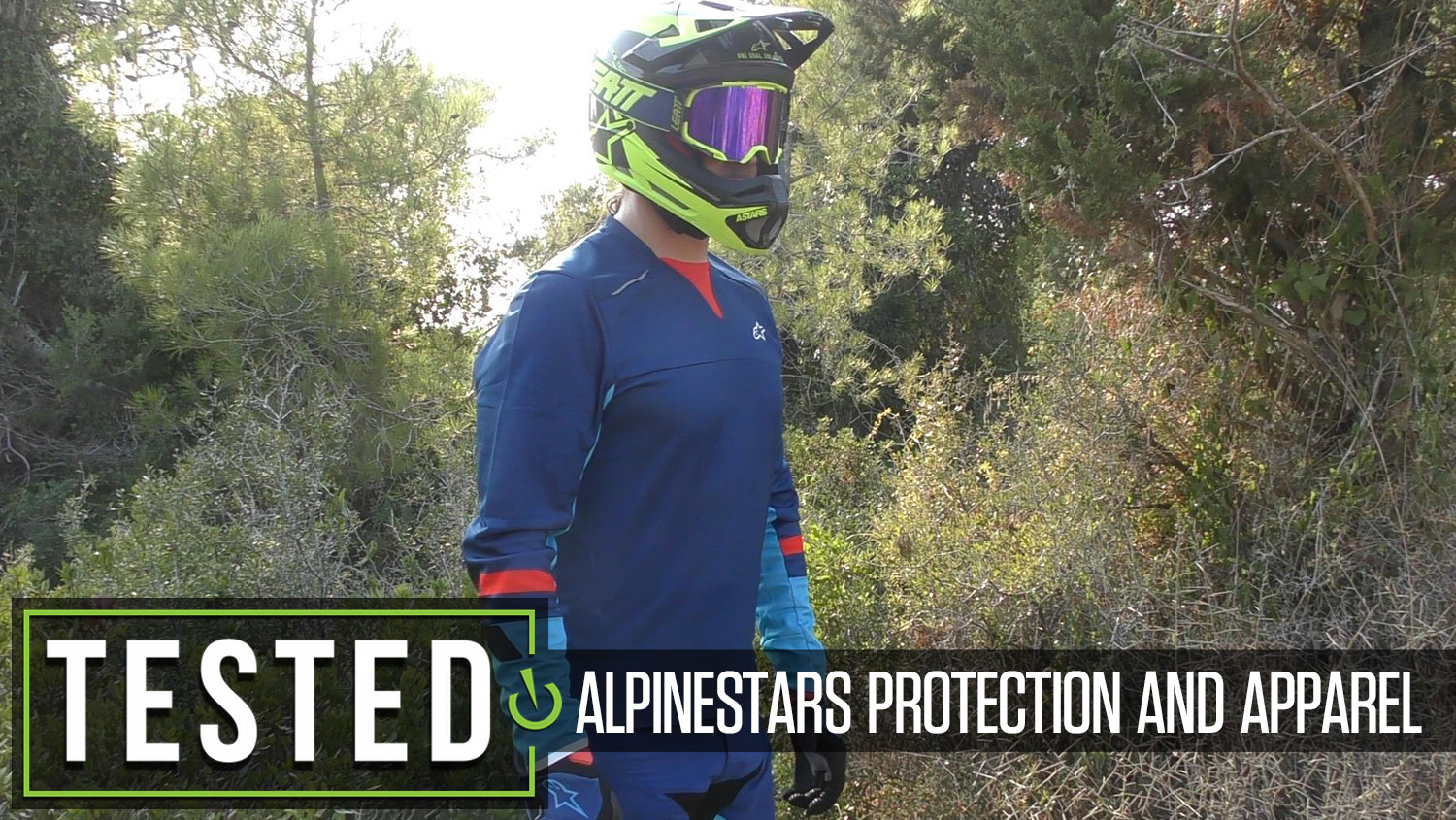 Tested: Alpinestars Protection and Apparel