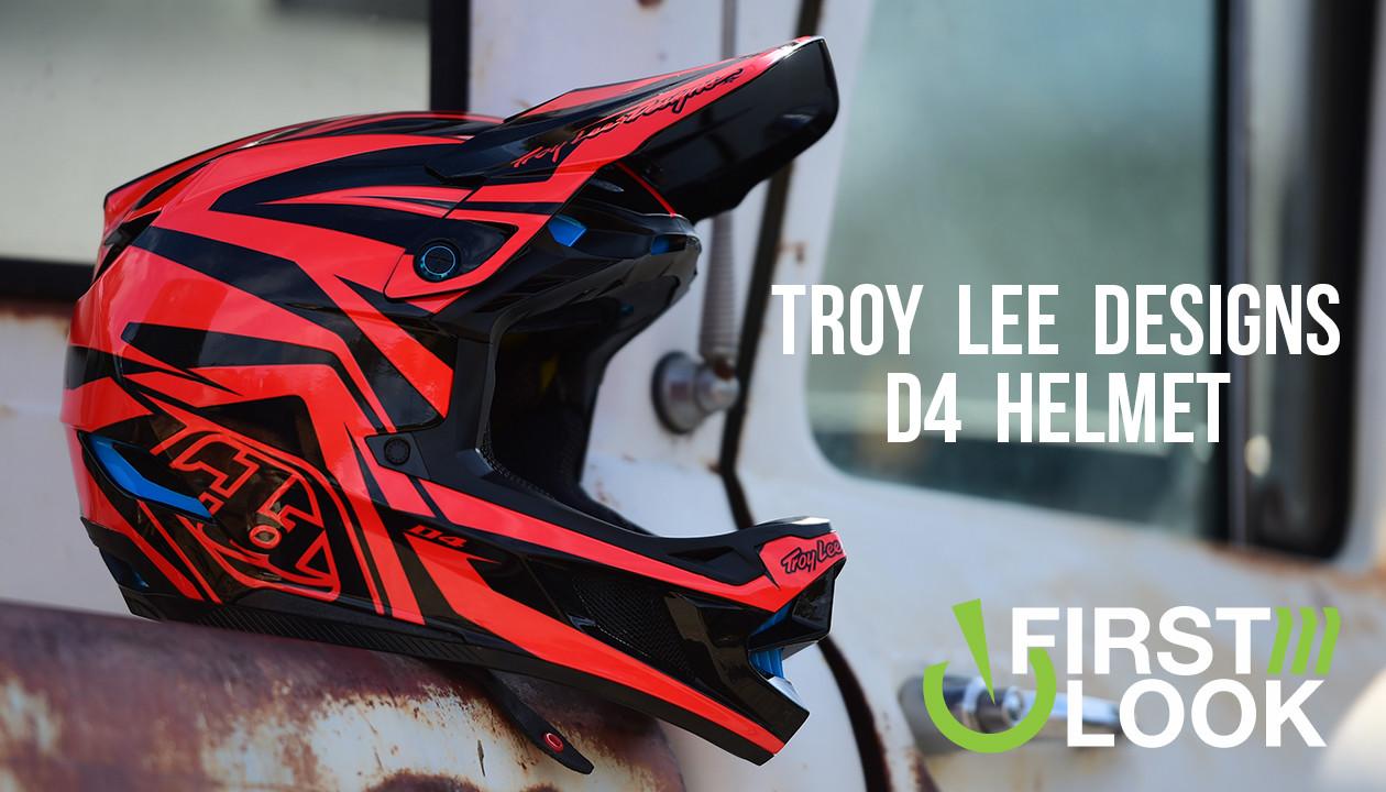 A Legend Reborn | Troy Lee Designs D4 First Look
