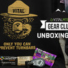 Only You Can Prevent Turnbars - Vital Gear Club Unboxing #14