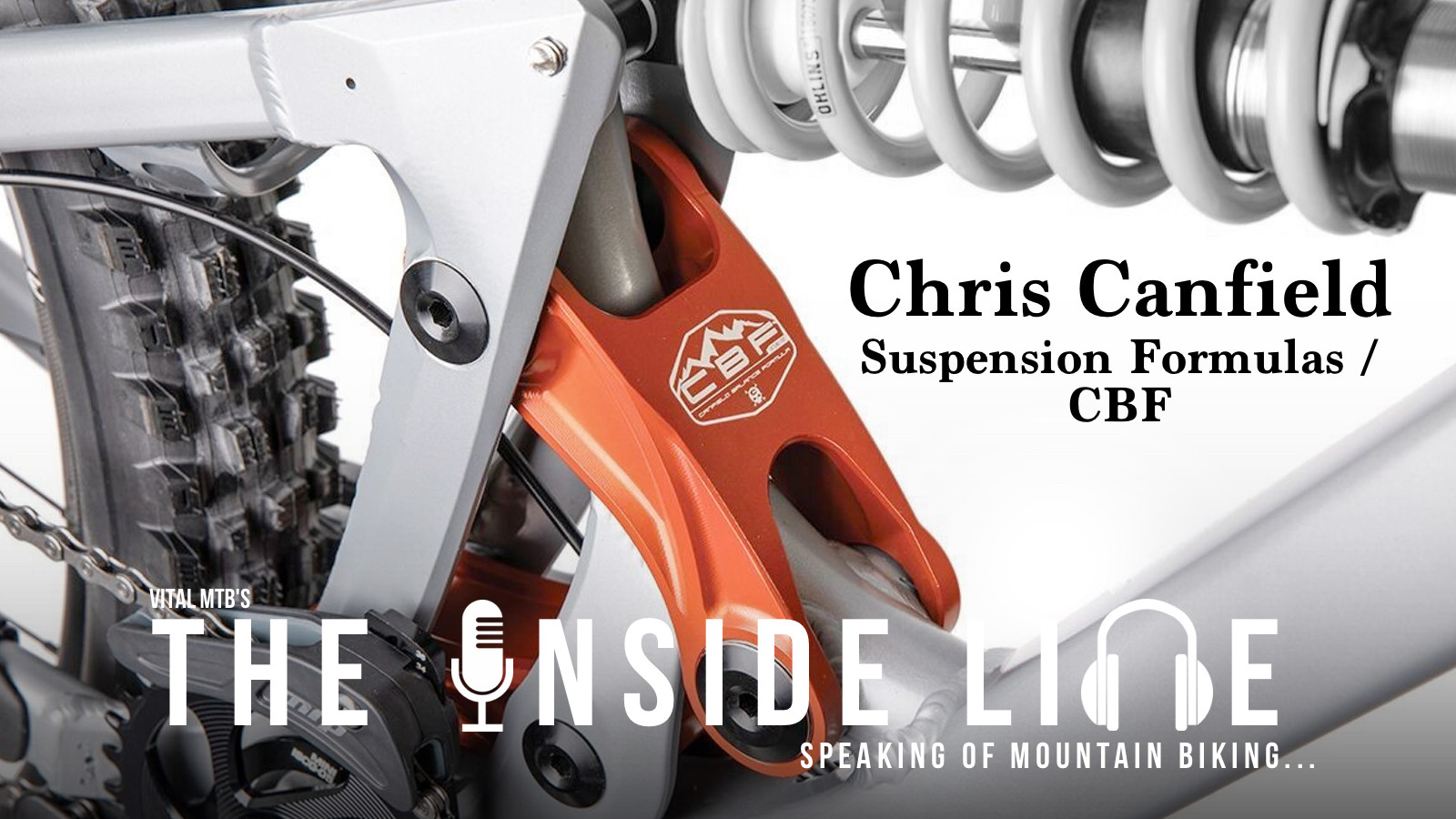 Chris Canfield of Suspension Formulas - The Inside Line Podcast