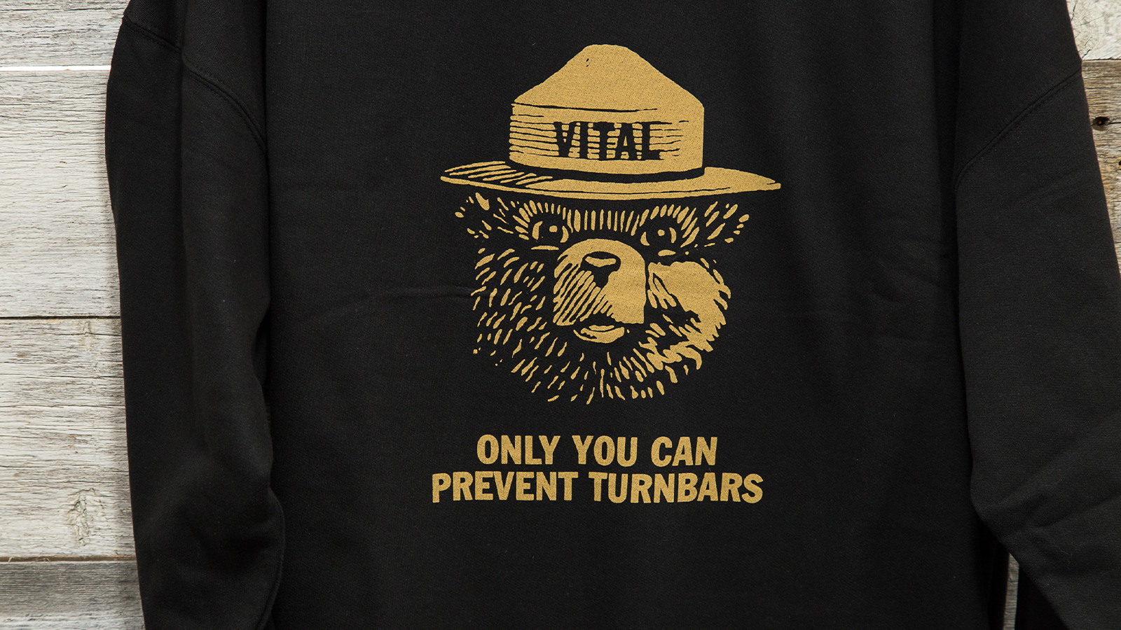 Vital PSA: Only You Can Prevent Turnbars
