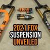 2021 FOX Suspension Lineup Unveiled