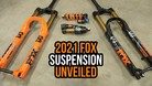 2021 FOX Suspension Lineup Unveiled