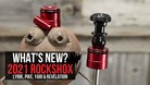 What's New? 2021 RockShox Lyrik, Pike, Yari and Revelation Forks
