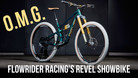 Flowrider Racing Revel Rascal LT Sea Otter Classic Showbike 2020