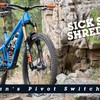 Sick Staff Shred Sleds: Turman's Pivot Switchblade