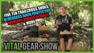 Five Ten Trailcross Shoes, Bluegrass Back Protector, Women's Riding Apparel - Vital Gear Show