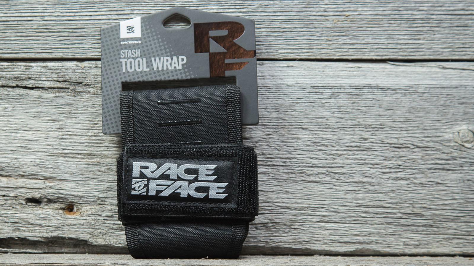 Wrap it Up! Race Face Stash Wrap