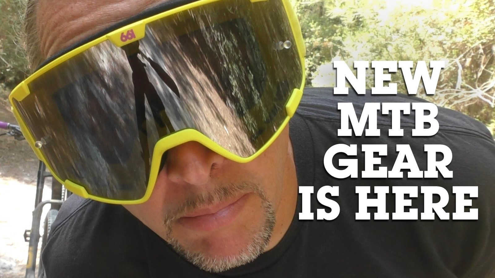 New Tires, Pedals and Goggles - Vital Gear Show