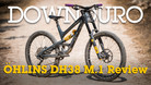 The Downduro Project: Dual-Crown and a Dropper Post, Öhlins DH38 m.1 Review