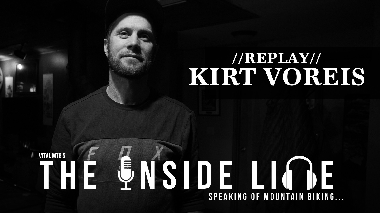 KIRT VOREIS - The Inside Line REPLAY