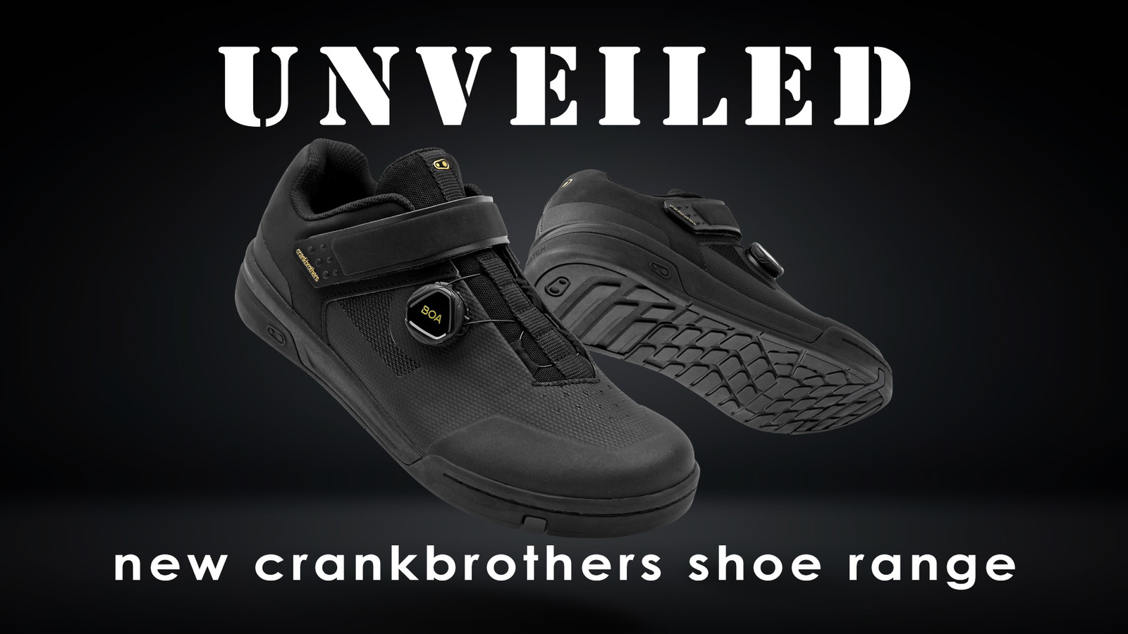 Crankbrothers Shoe Range Unveiled, New Protection and Winter Wear - Vital Gear Show