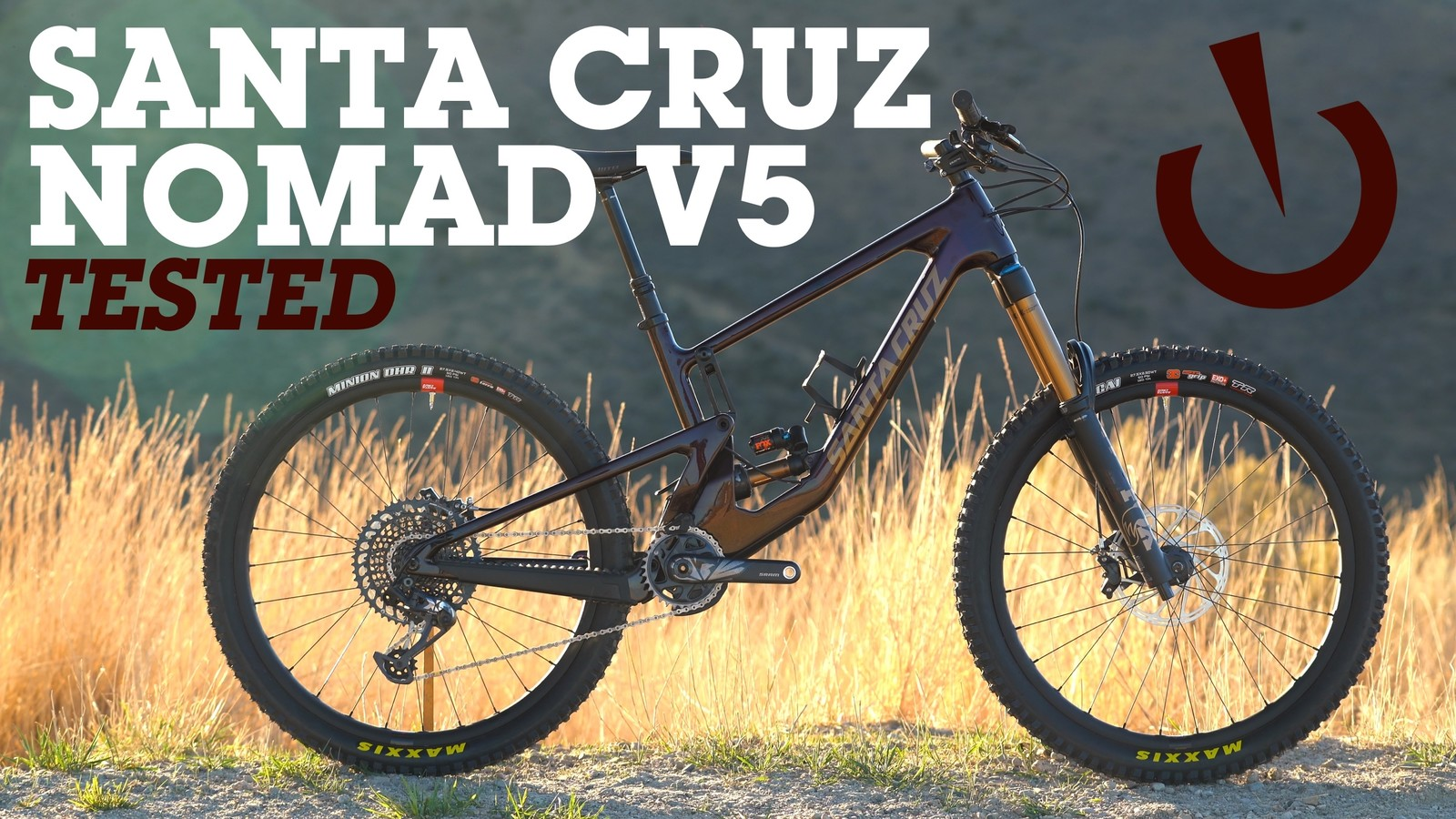REVIEW - 2021 Santa Cruz Nomad - Go Anywhere, Do Anything